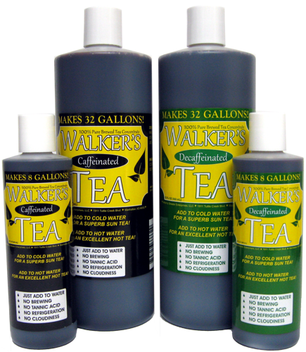 Walker's Tea Concentrate